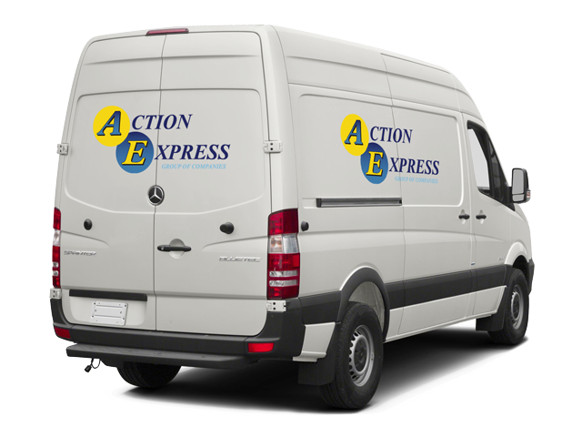 Action Express Van