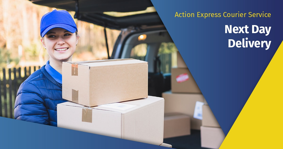 Next Day Delivery | Action Express Group